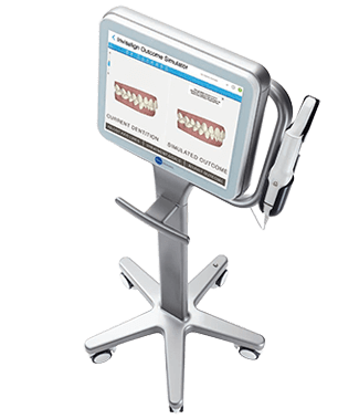 Orthodontic scanner
